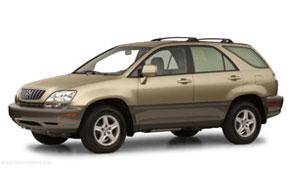 Замена автостёкол на lexus rx300