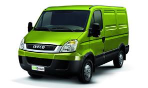 Замена автостёкол на iveco daily