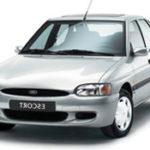Замена ford escort