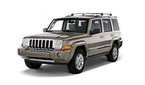 Замена автостёкол на jeep commander