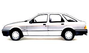 Замена автостёкол на ford sierra